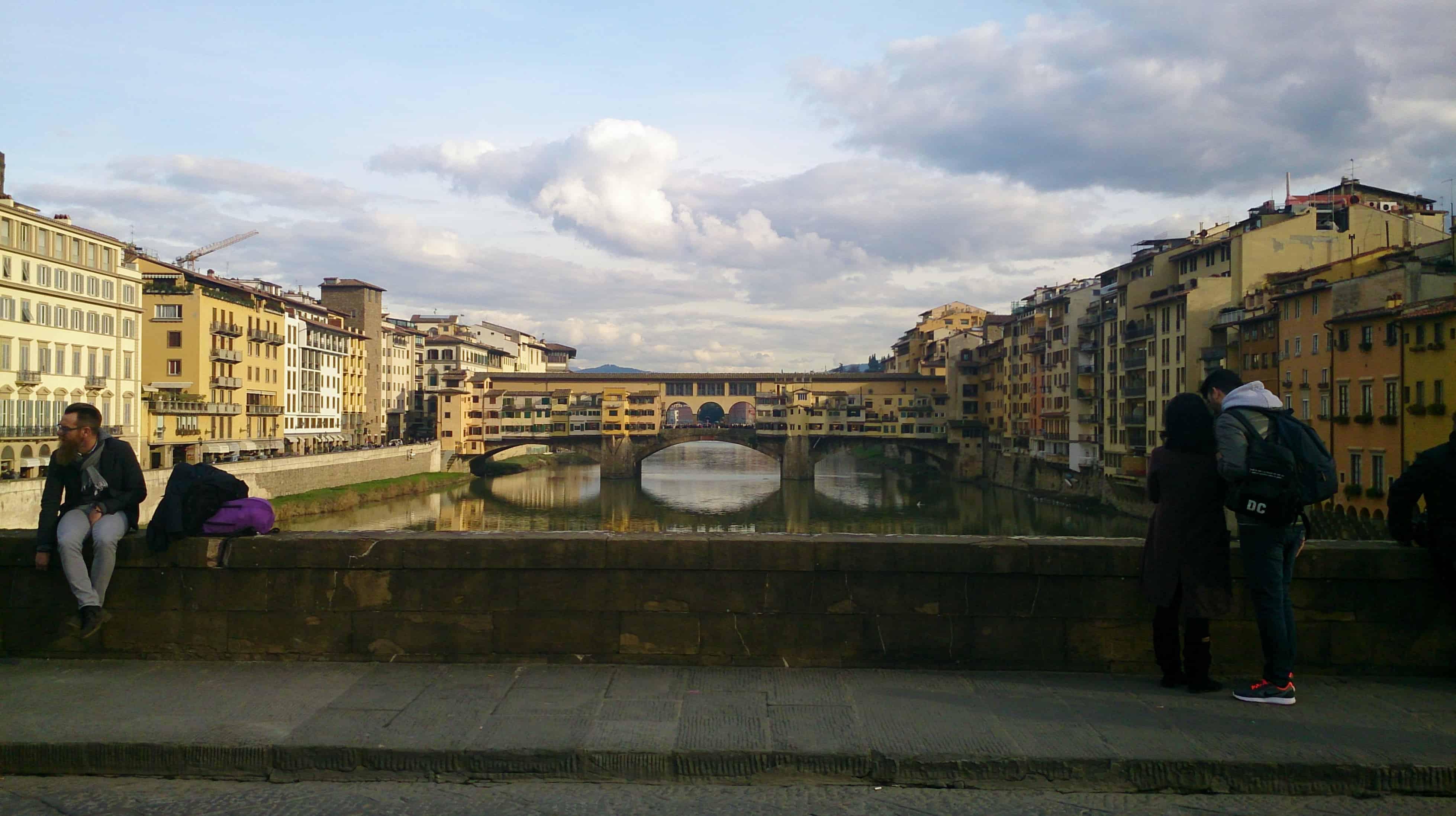Old Bridge view