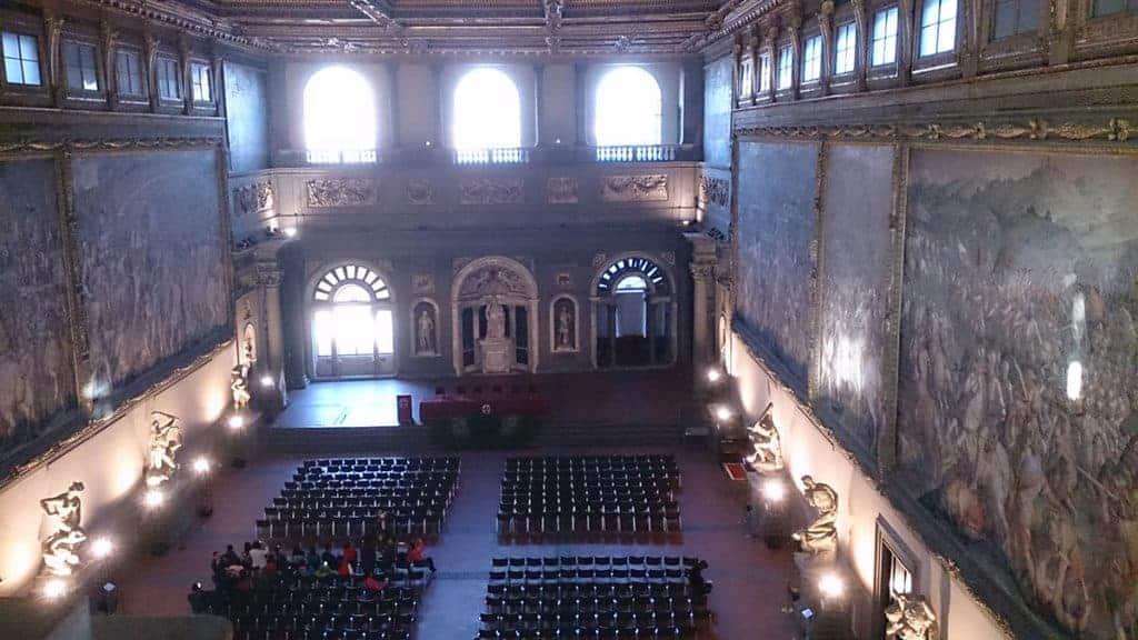 Old palace tour