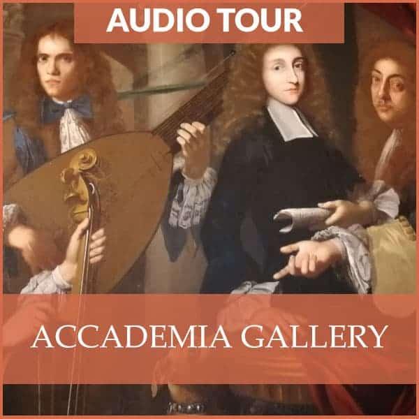 Accademia Gallery Audio Tour