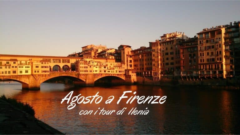 Agosto a Firenze