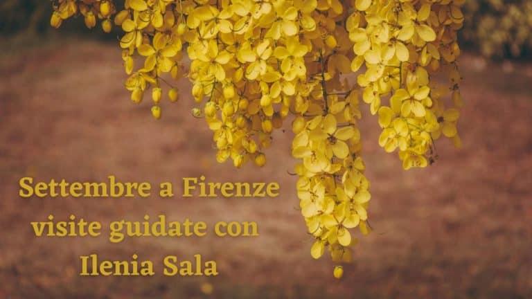 Settembre a Firenze